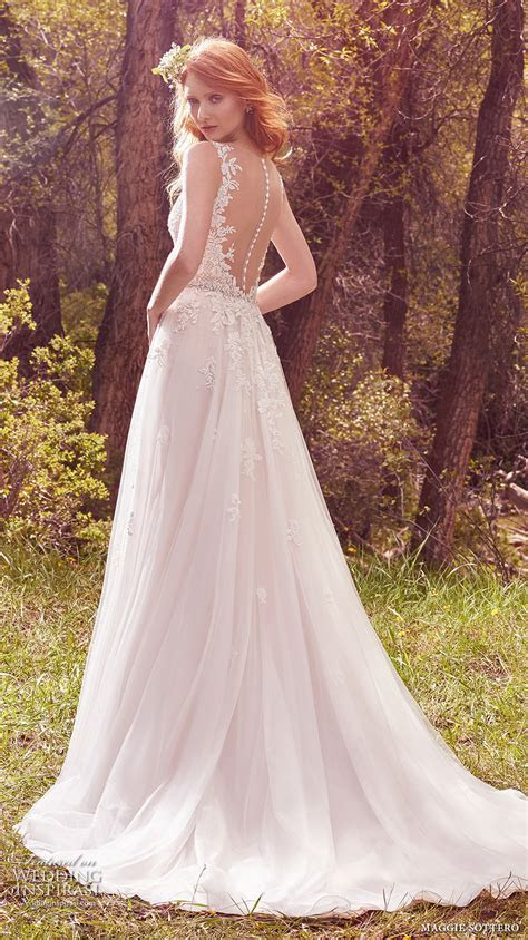 "Maggie Sottero Spring 2017 Wedding Dresses ""Avery"" Bridal"