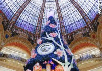 Galeries Lafayette tree (France)