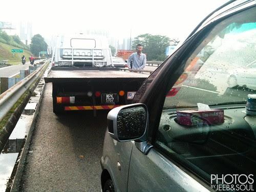 Car Breakdown @ Federal Highway