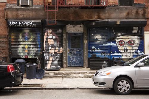 East Village, NYC