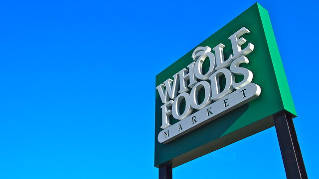 Whole Foods Jamaica Plain Sign