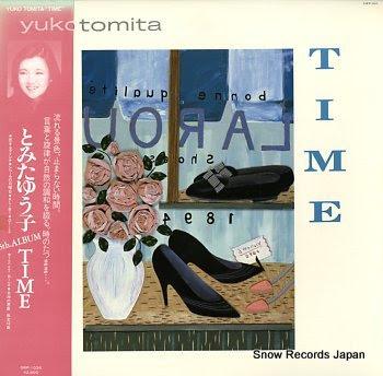 TOMITA, YUKO time