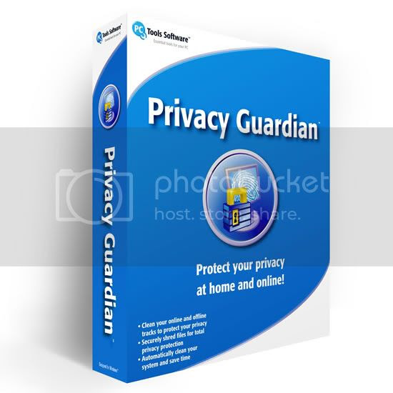 Free Privacy Guardian 2010 1 years license