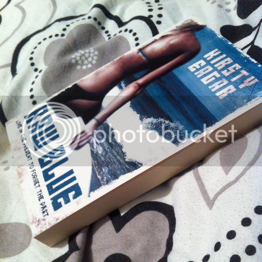 Raw Blue by Kirsty Eagar
