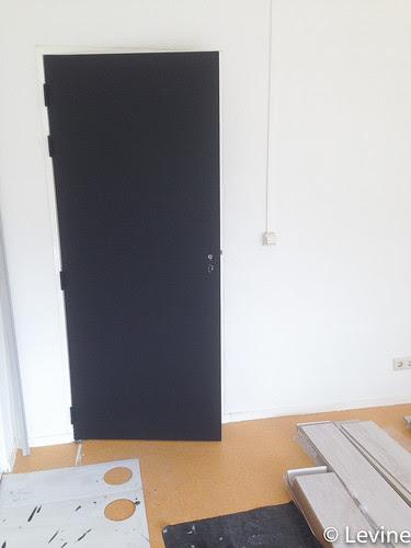 Nieuwe workshopruimte