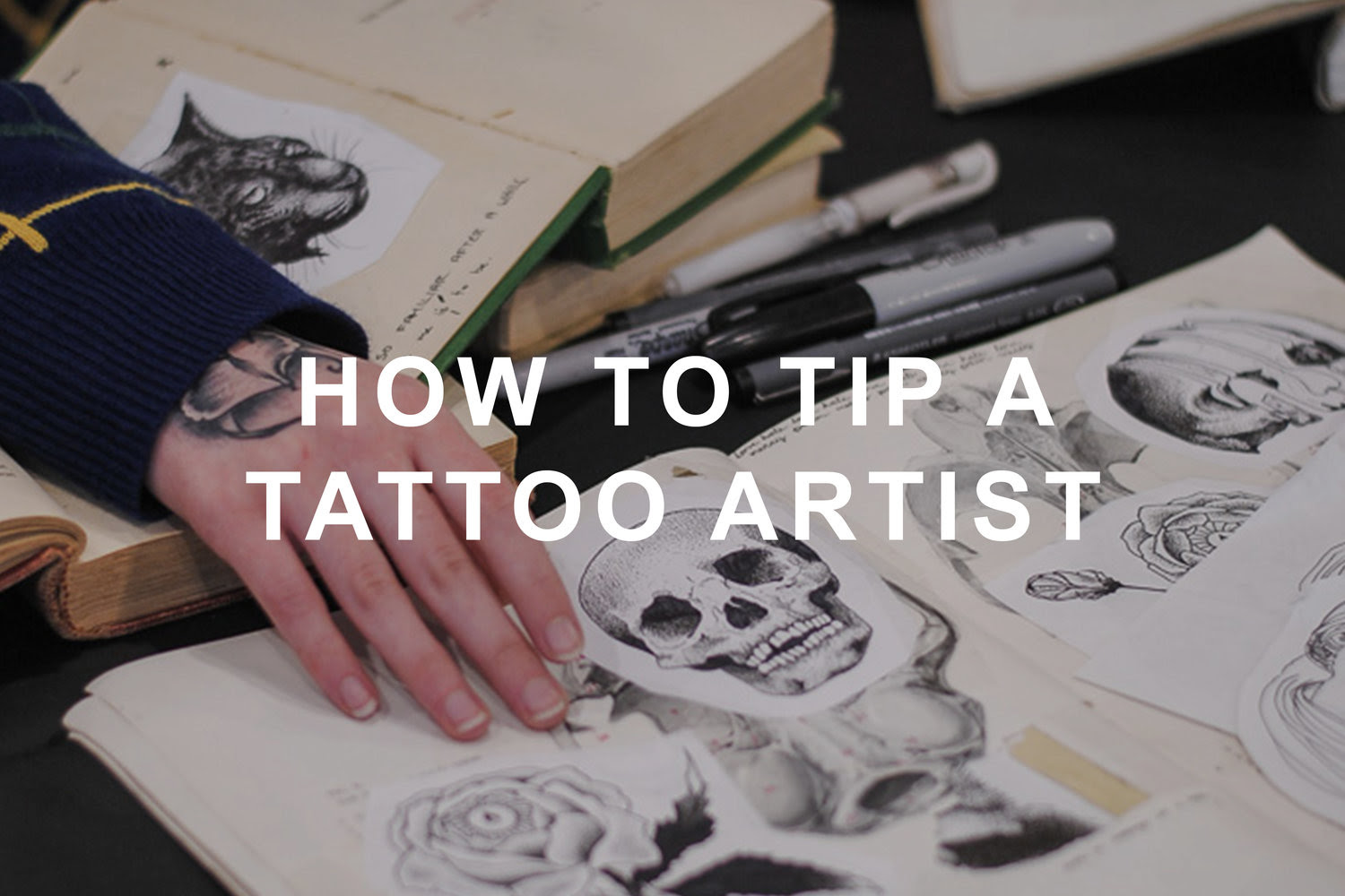 How To Tip A Tattoo Artist Picktheink