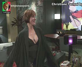 Christiane Torloni super sensual na novela O Tempo não pára