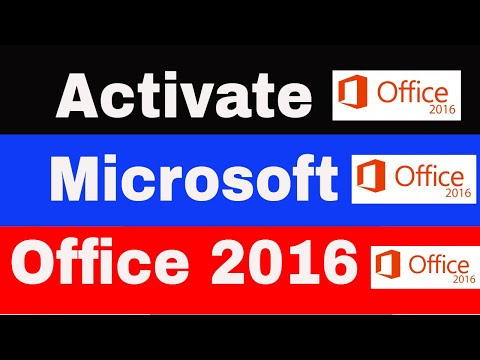 activate ms word 2019