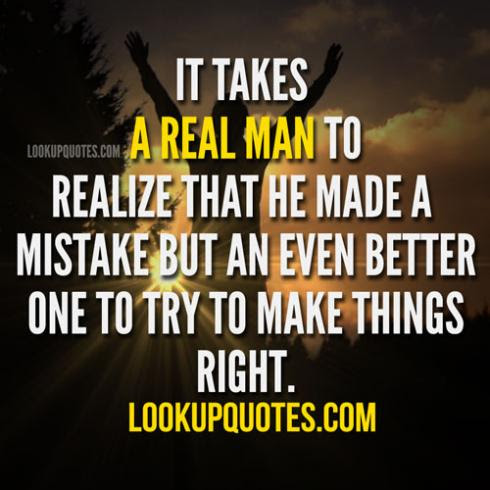 Quotes About Realize Mistake 52 Quotes