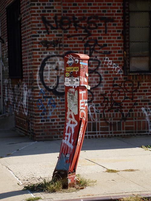 fire box, Williamsburg, Brooklyn