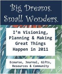 Big Dreams Small Wonders