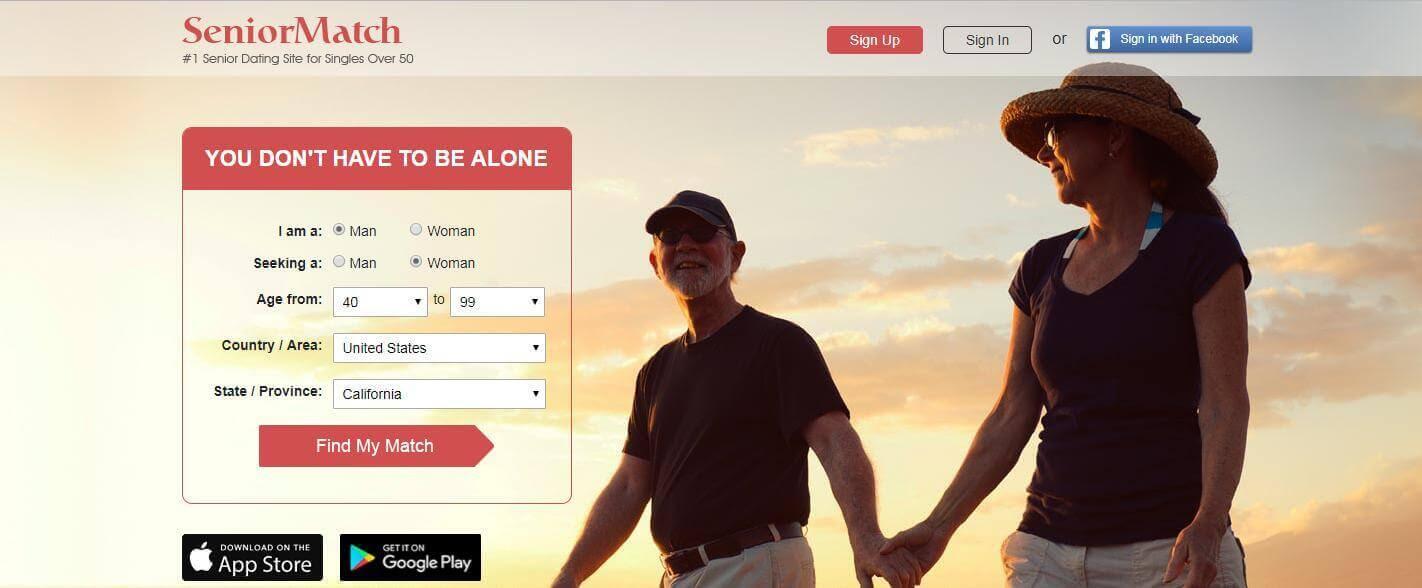 dating website 50 and older