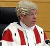 Lord Hamilton judicial