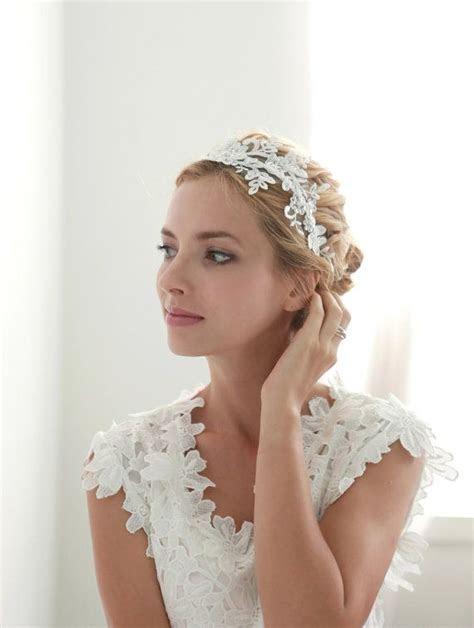 Best 20  Floral headband wedding ideas on Pinterest