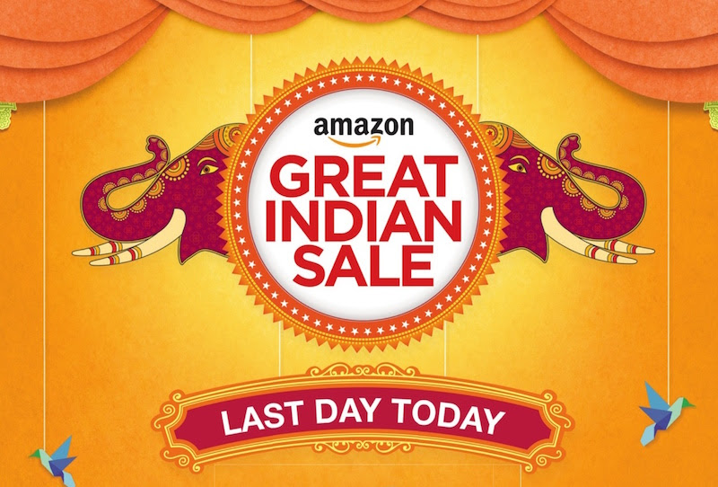 Amazon Great Indian Sale Final Day: What You Need to Know
