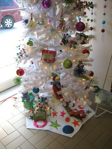 Julie's Funky Tree