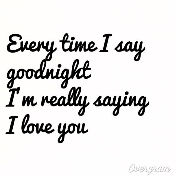 Quotes About Good Night Love 46 Quotes