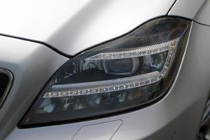 2012 Mercedes-Benz CLS550 headlight