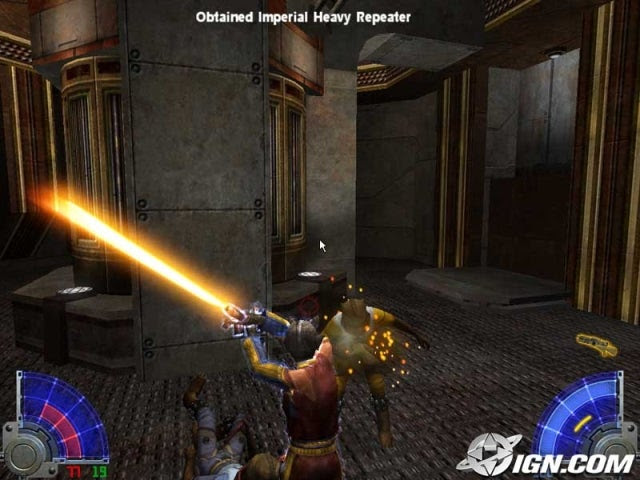 Star Wars Jedi Knight: Jedi Academy Picture