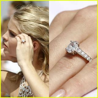 jessica alba wedding ring  Wedding Pictures