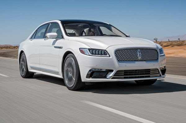 2021 lincoln continental price release date rumors