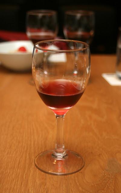 Dessert wine: Rosa Regale Brachetto d'Acqui D.O.C.G. 2010