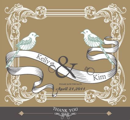 Wedding card free vector download (13,334 Free vector) for