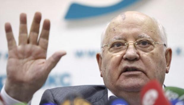 Runtuhin Uni Soviet, Gorbachev Bakal Dituntut