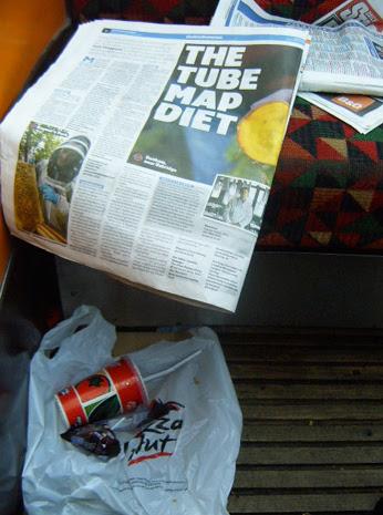 Tube Map Diet