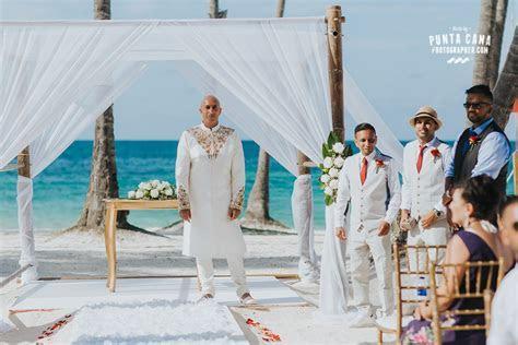 Indian Wedding at Dreams Palm Beach   Hazleen & Asif