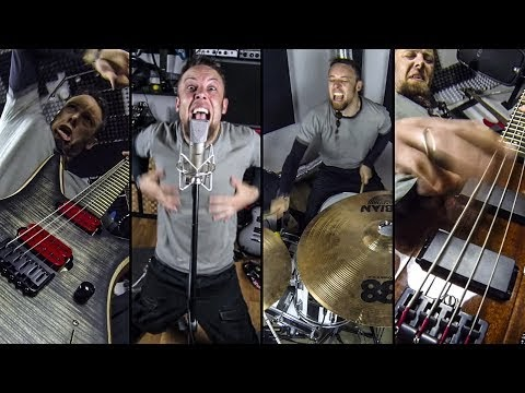 A Heavy Metal Remake of Shakira's 'Whenever, Wherever'