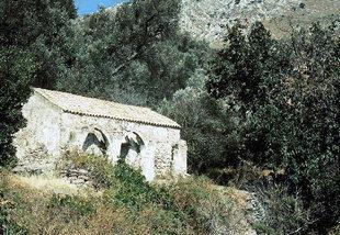 Αποτέλεσμα εικόνας για Ι. Ν. Αγίου Γεωργίου Ξιφοφόρου (Αποδούλου) Ρέθυμνο