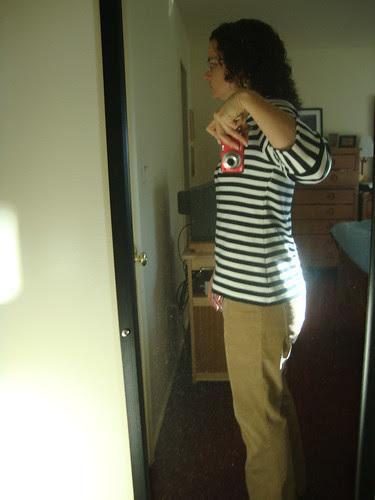 the Mondo shirt, done