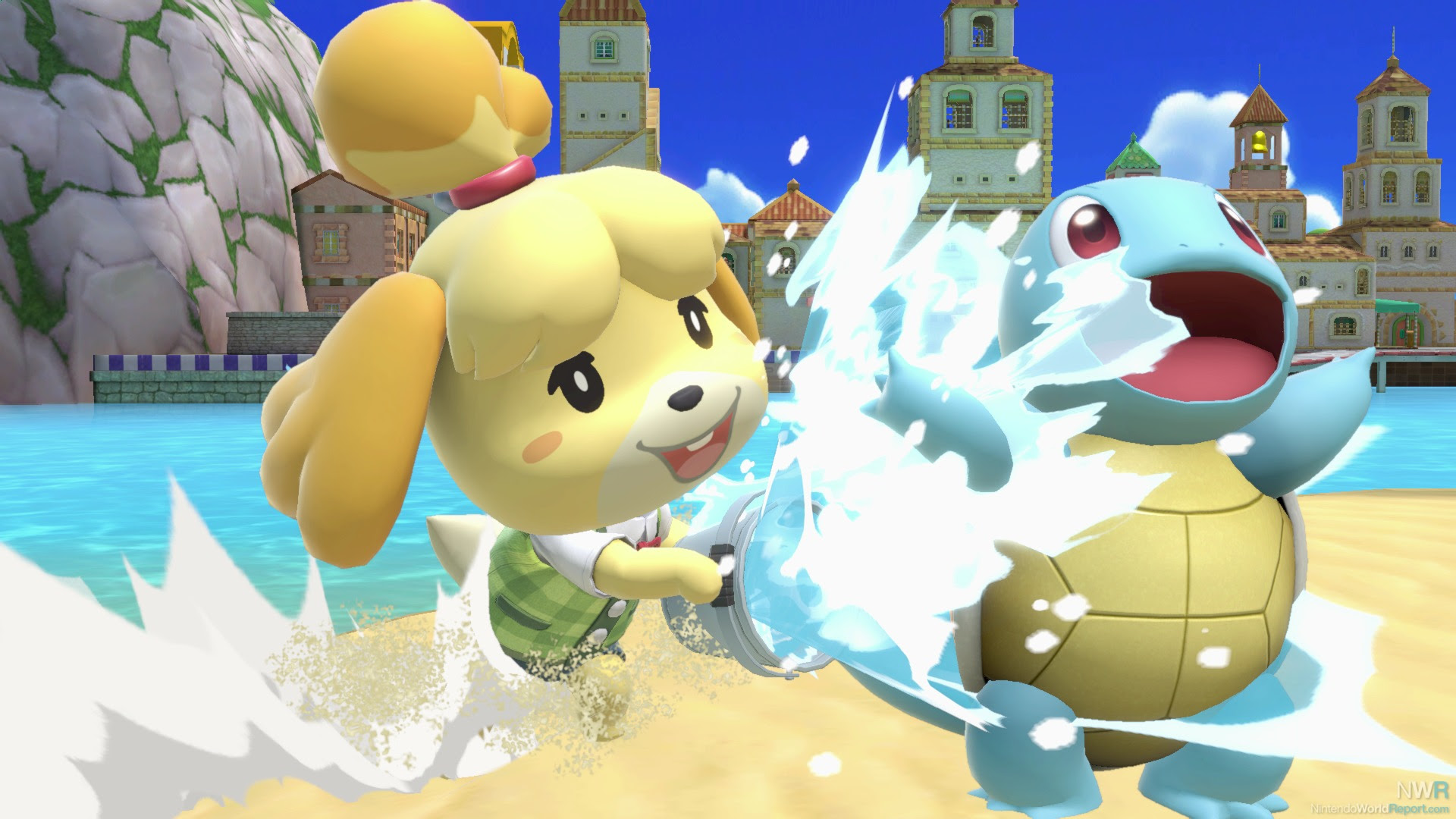 Animal Crossing Announced For Switch Isabelle To Turn Over A New