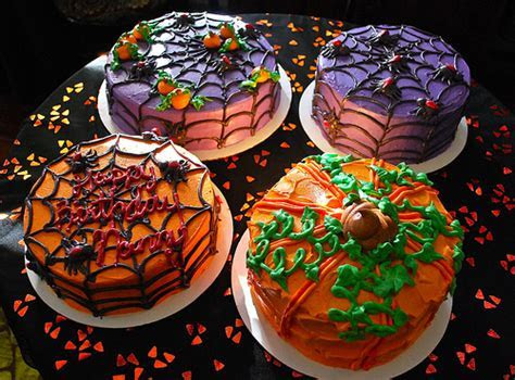 Halloween Cakes Pictures, Photos, and Images for Facebook