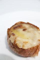 丸ごとたまねぎの詰め物オーブン焼き ストラッキーノチーズ, La Fermata, 新宿伊勢丹 イタリア展