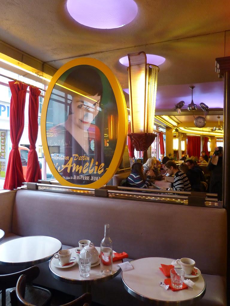 Café des Deux Moulins, Paris