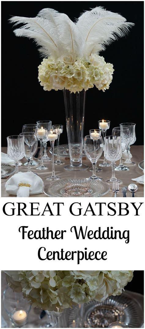 Best 25  Feather wedding centerpieces ideas on Pinterest