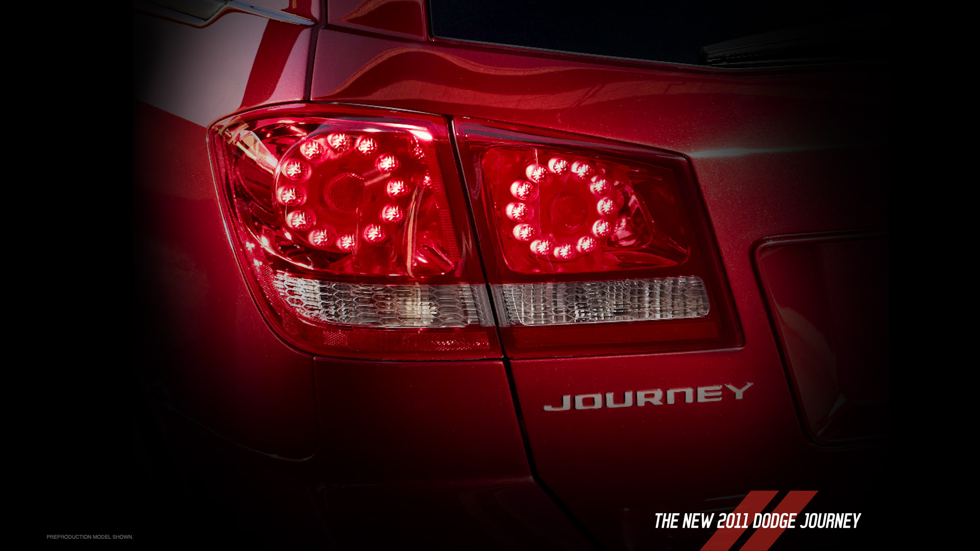 Dodge Journey for 2011.