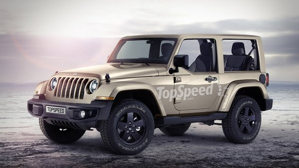 2018 Jeep Wrangler | truck review @ Top Speed