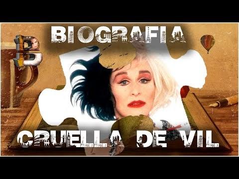 BIOGRAFIA DE CRUELLA DE VIL