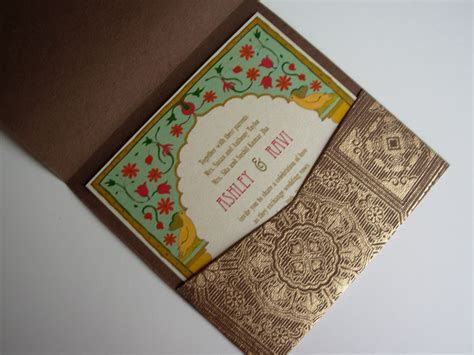 'New Delhi Invite' brought to you by www.samvadiyacards