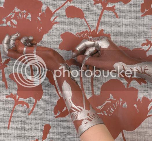 Emma Hack's Body Art Wallpaper 16