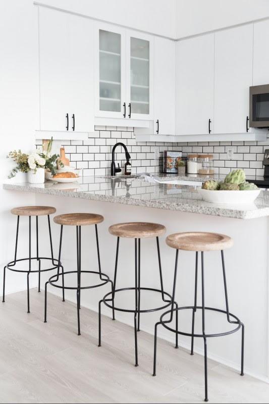 7 Popular Kitchen Backsplashes