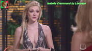Isabelle Drummond sensual em vários trabalhos