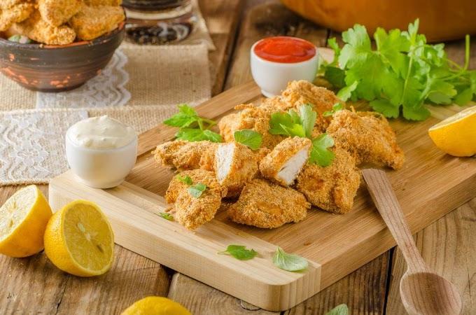 5 Resep Masakan Ayam Fillet yang Praktis untuk Keluarga oleh - nutrisiharian.xyz