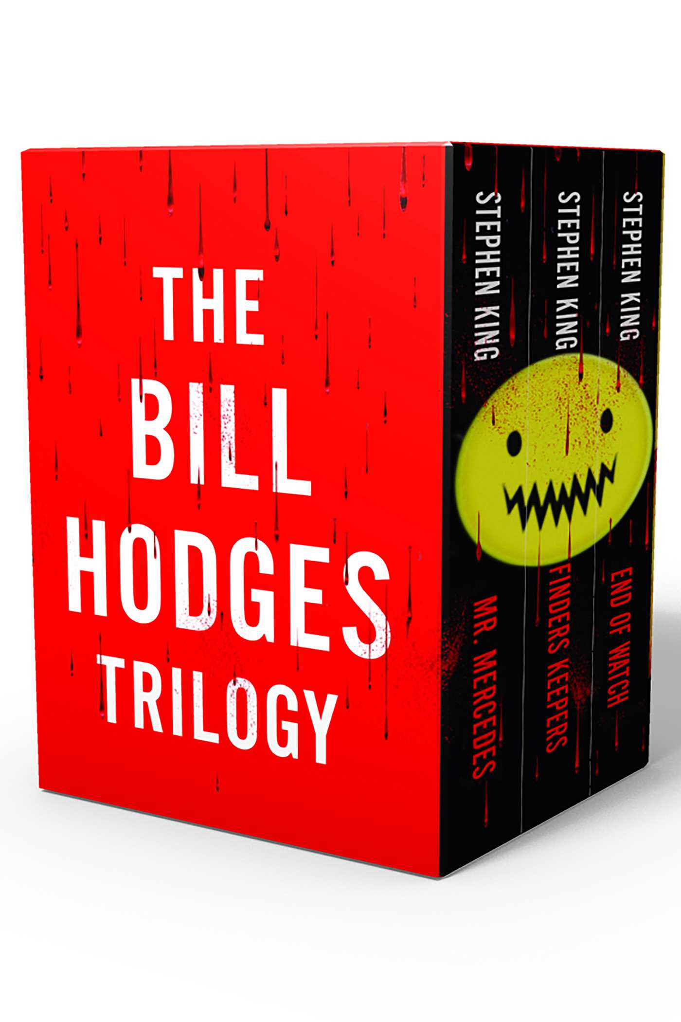 The Bill Hodges Trilogy Boxed Set | Book by Stephen King ...