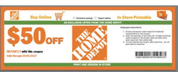 Home Depot Coupons 2019 Home Decor