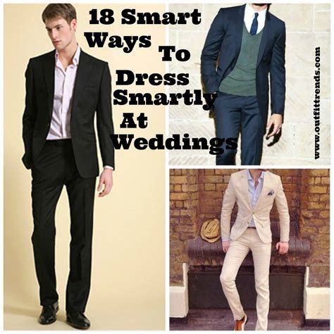 Casual Wedding Outfits for Men 18 Ideas What to Wear as