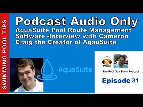 Swimming pool tips reviews aquasuite pool route - Swimming pool management software ...